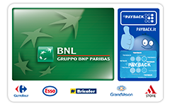 Carta PAYBACK BNL