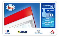 Carta PAYBACK Esso