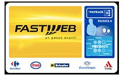 Carta PAYBACK Fastweb