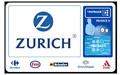 Carta PAYBACK Zurich